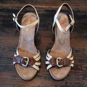 Aerosoles Plush Wedge Sandal